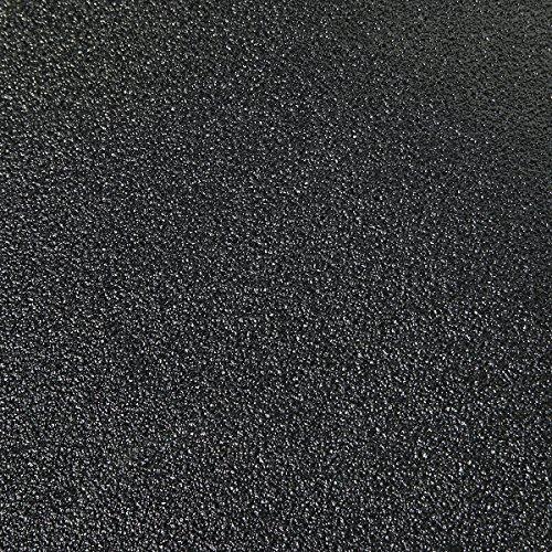 3M 3270E Safety-Walk Cushion Matting, 3' by 5', Black