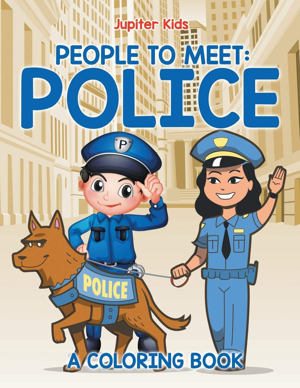 how to meet a police officer
