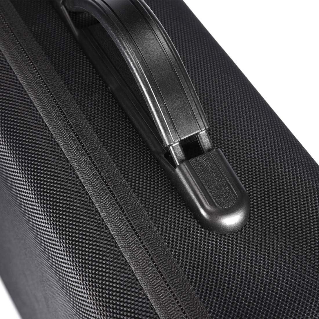 for DJI Gopro Action Camera, PU EVA Portable Single Shoulder Storage Travel Carrying Cover Case Box for DJI Mavic 2 Pro/Zoom(Black) (Color : Black) 719GtrqTQdLSL1100_