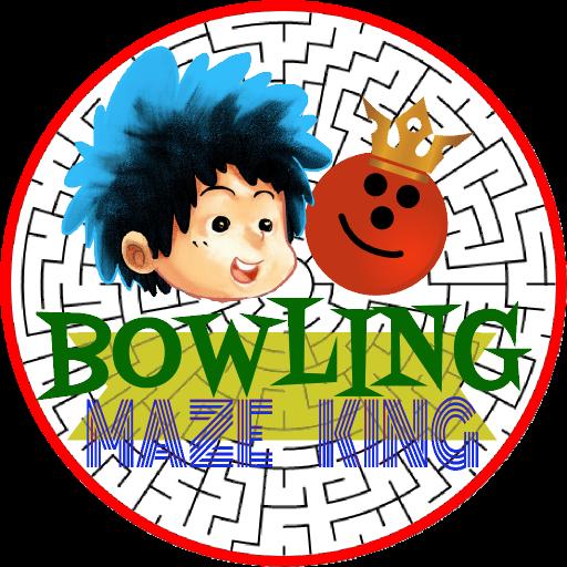 bowling-maze-king