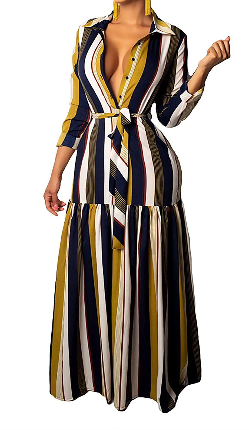 Voghtic Women 2 Piece Outfits Crop Top and High Waist Long Pants Jumpsuit Rompers Tracksuit