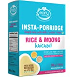 Early Foods Organic Instant Rice and Moong Khichdi Porridge Mix, 200g
