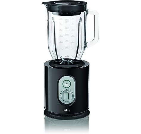 WMF Kitchenminis - Batidora de vaso 400 W,0.8 litros, 6 cuchillas ...