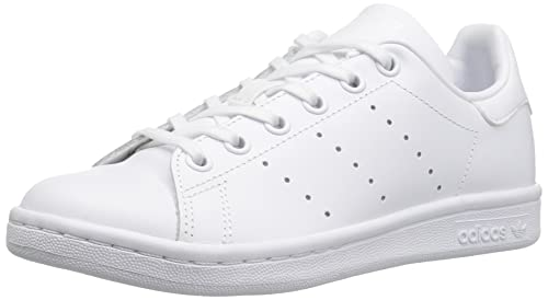 Adidas Youths Stan Smith White Leather Trainers 36 2/3 EU