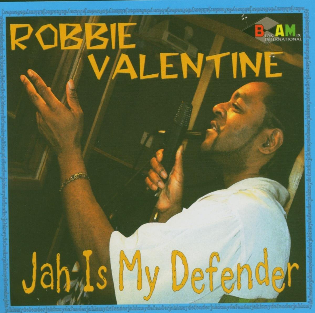 valentine robbie jah is my defender amazon com music amazon com