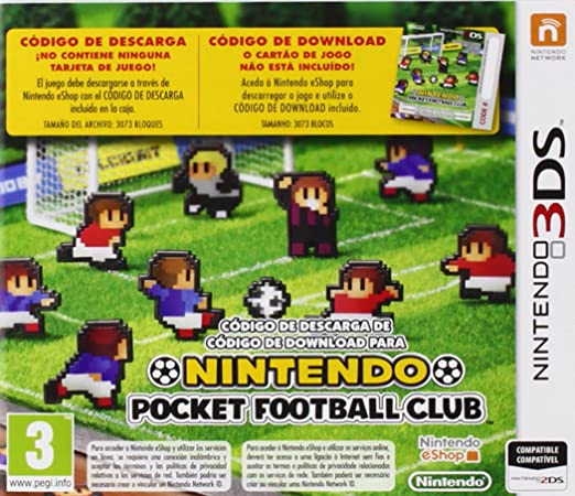 Nintendo Pocket Football Club: Amazon.es: Videojuegos