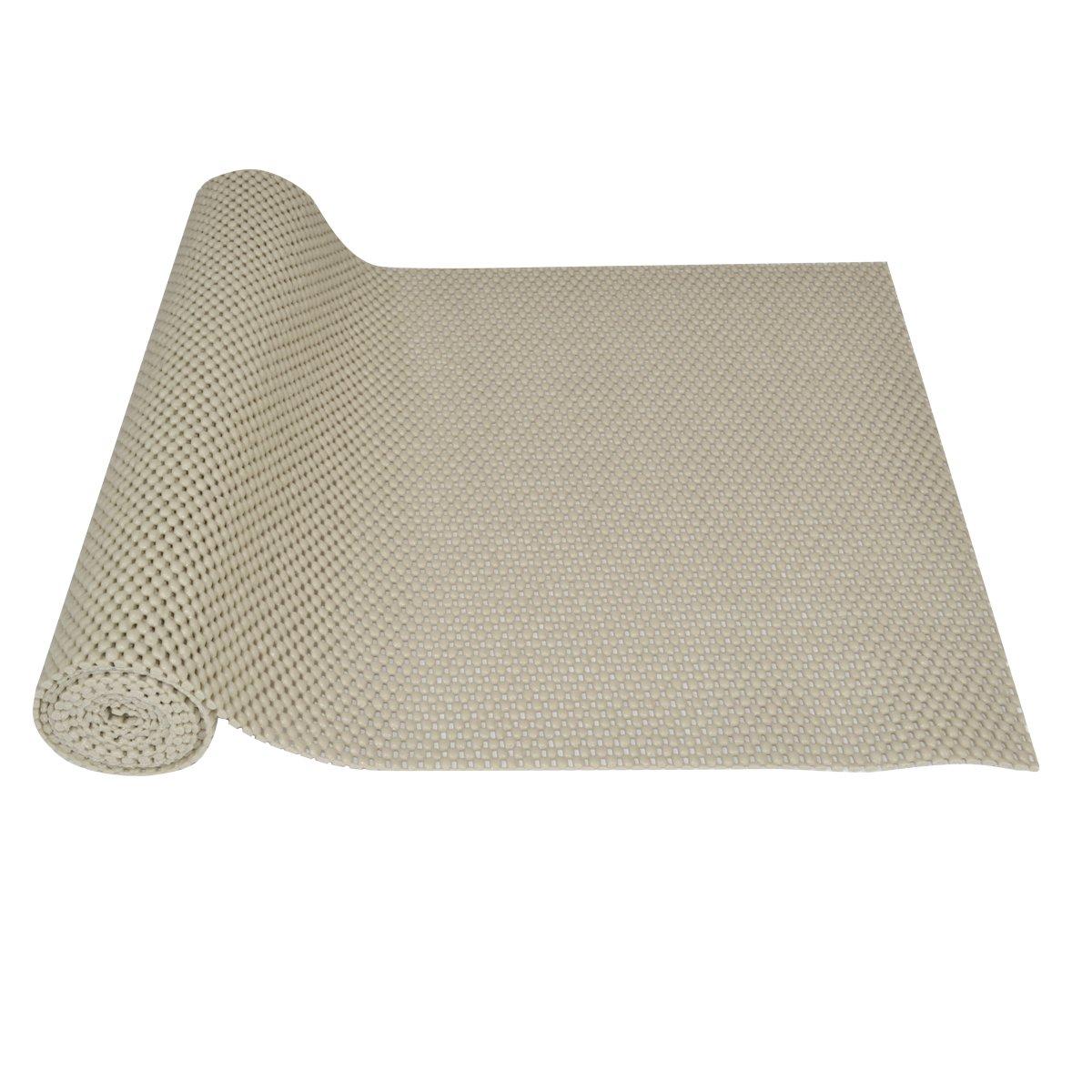 Pro-Mart DAZZ Shelf Liner, Thick Grip, 12X60-Inch, Black 8611128