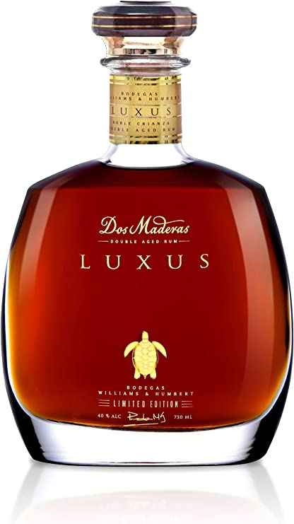 Dos Maderas LUXUS Double Aged Rum Limited Edition 40% - 700 ml in Giftbox
