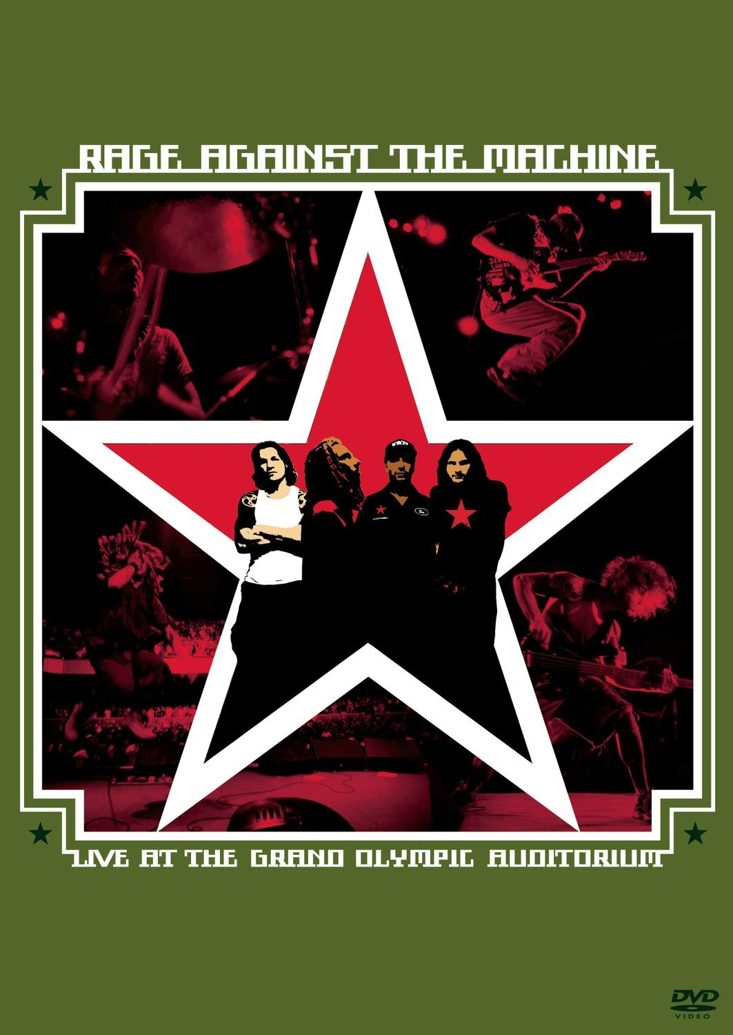Rage Against The Machine - Live at the Grand Olympic Auditorium by Sony Music Video