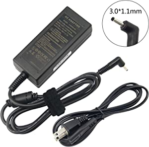 Futurebatt AC Adapter Charger for Acer Chromebook CB3 CB5 11 13 14 15 R11 R13 CB3-531-C4A5 C731 Notebook Power Supply Cord