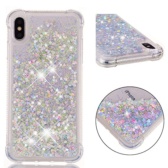 Amazon.com  iPhone XR Glitter Case f72c54263b00