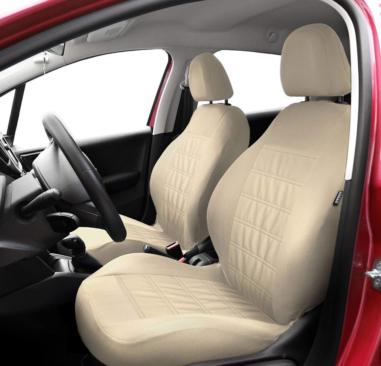 Nissan Juke Grau Universal Sitzbezüge Sitzbezug Auto Schonbezüge MODERN