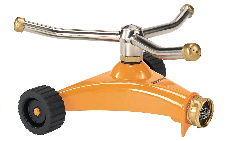 Dramm株式会社オレンジColorStorm 3アームうずスプリンクラー10から15052 B001P80H36