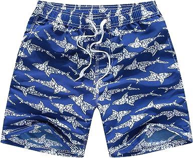 3D Print Kids Boy Quick Dry Beach Swim Trunk Swimwear Surf Board Shorts Swimsuit