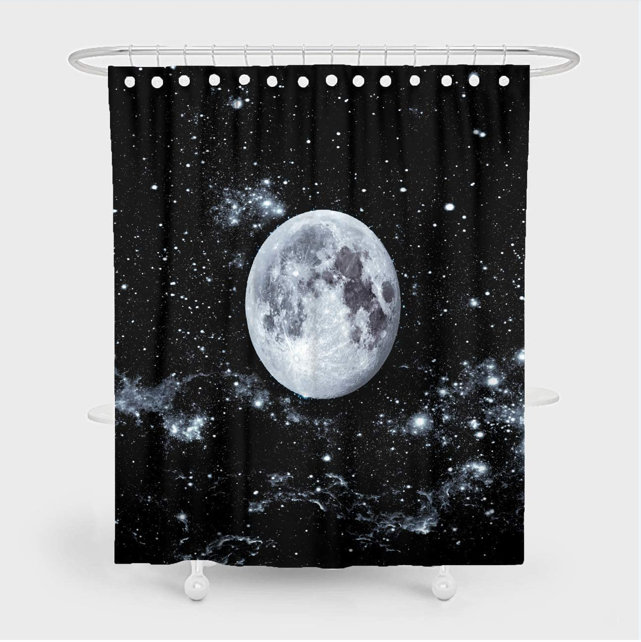 Sevenstars Marble/Texture/Shower/Curtains/Durable/Waterproof/Bath/Curtain/with/12/Hooks