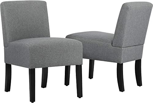 BestMassage Accent Chair Set of 2 Accent Chairs - the best living room chair for the money