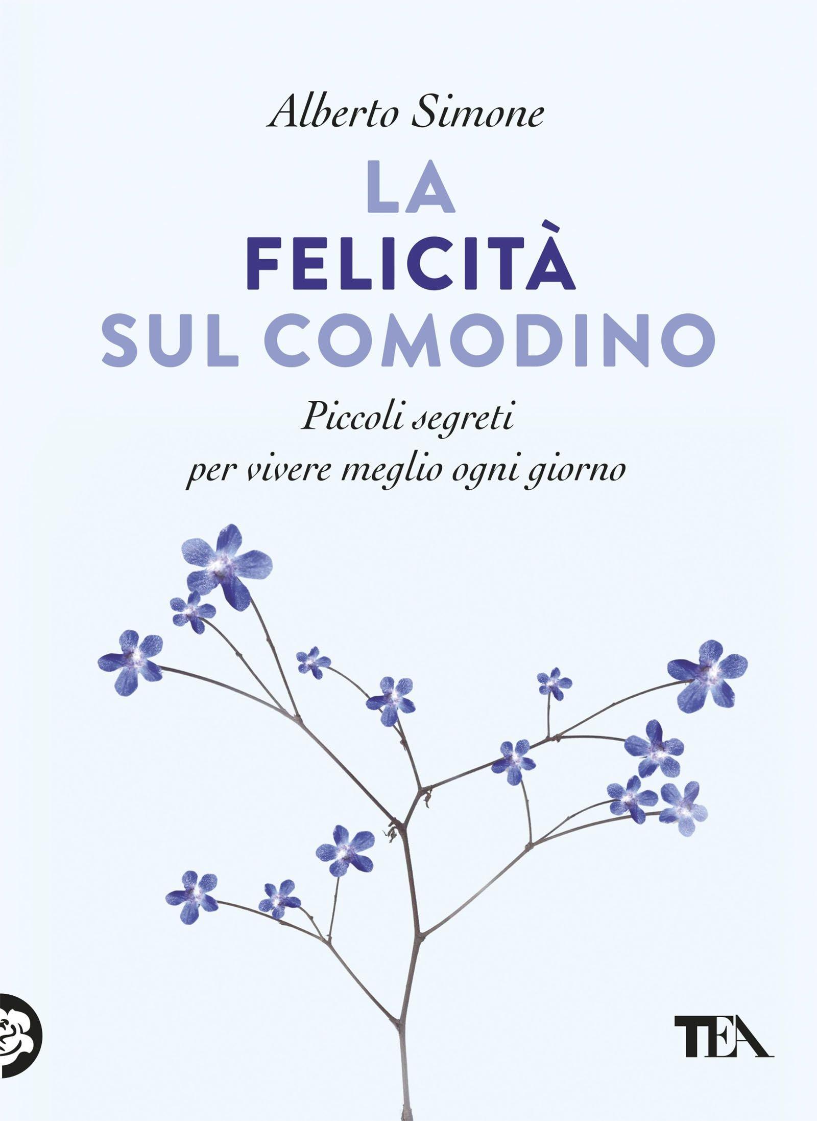 Copertina Libro La felicità sul comodino