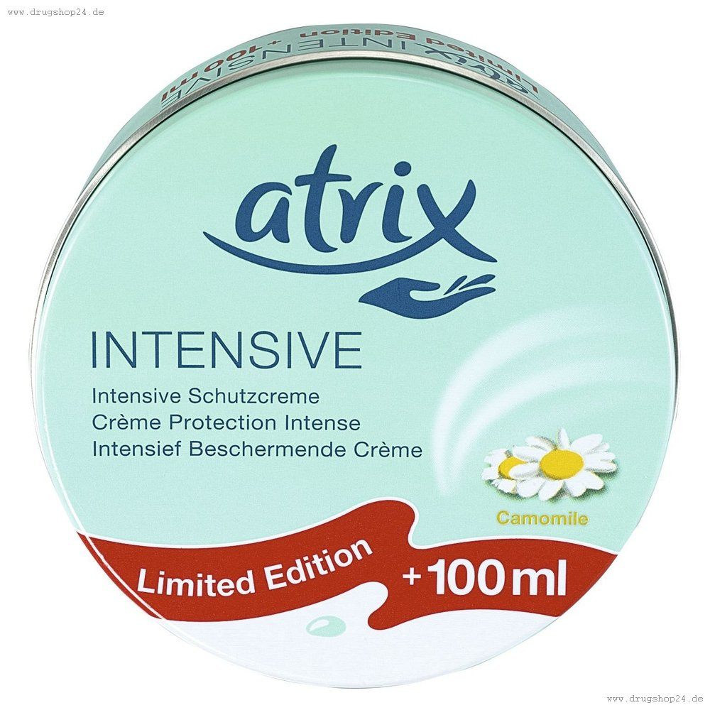 Atrix Intensive Protection Hand Cream (Limited Edition) 150ml+100ml