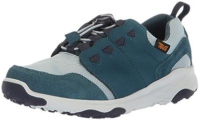 a1e424e06eab Teva Unisex Arrowood 2 Low WP Hiking Shoe Atlantic deep 01 M US Little Kid