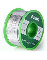 AUSTOR Lead Free Solder Wire with Rosin Core 0.8mm