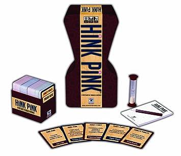 Amazon.com: Hink Pink: Toys & Games