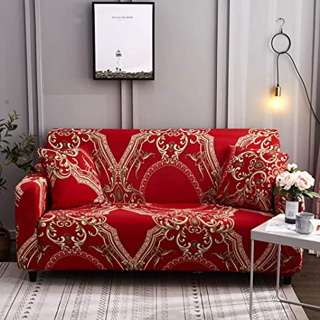 sfwr Fodera per divano a Forma di L Spandex Fodera per ...