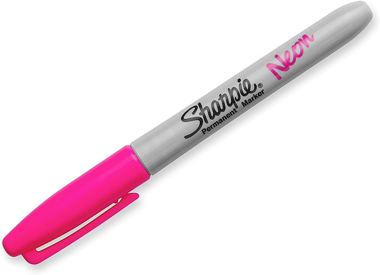 1899164 Sharpie Sharpie Neon Permanent Marker