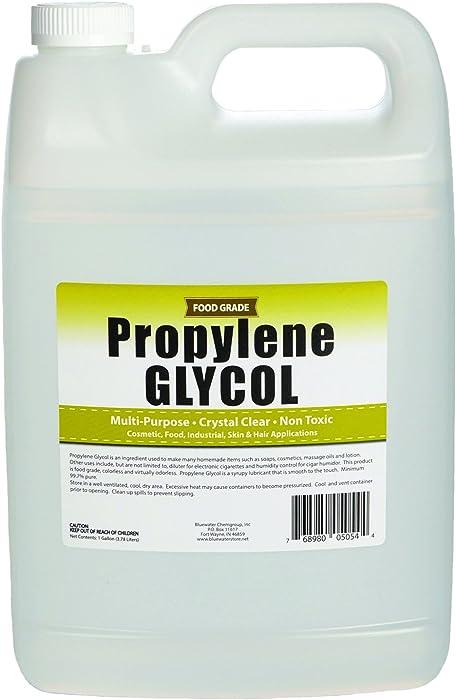 Top 10 Propylene Glycol Food Grade Kosher