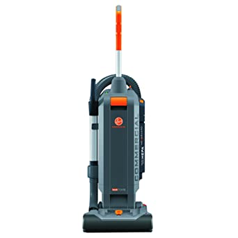 Amazon.com: Hoover Commercial, HushTone, Aspiradora vertical ...