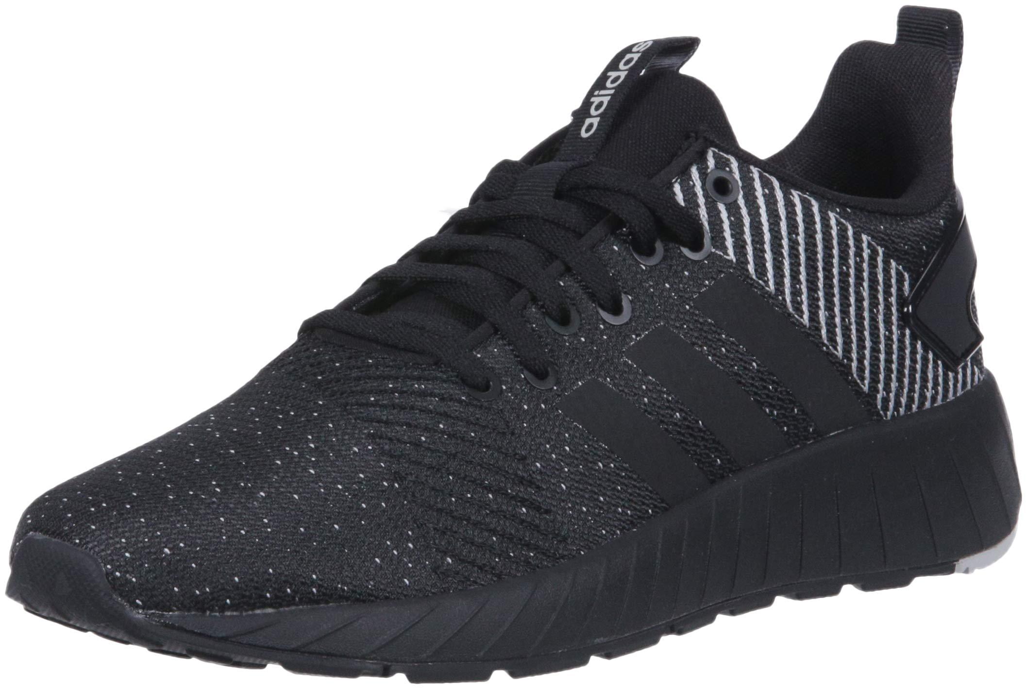 adidas Men's Questar BYD Running Shoe Black/Grey, 6.5 M US by adidas (Image #1)