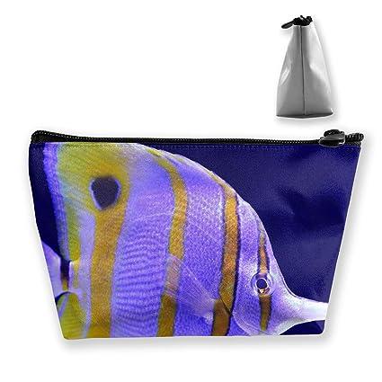 Beautiful White and Golden Fish Bolígrafo multiusos Bolsas ...