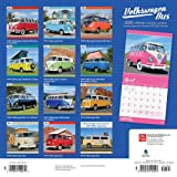 Volkswagen Bus 2020 12 x 12 Inch Monthly Square