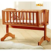Saplings Bethany Swinging Crib (Antique)