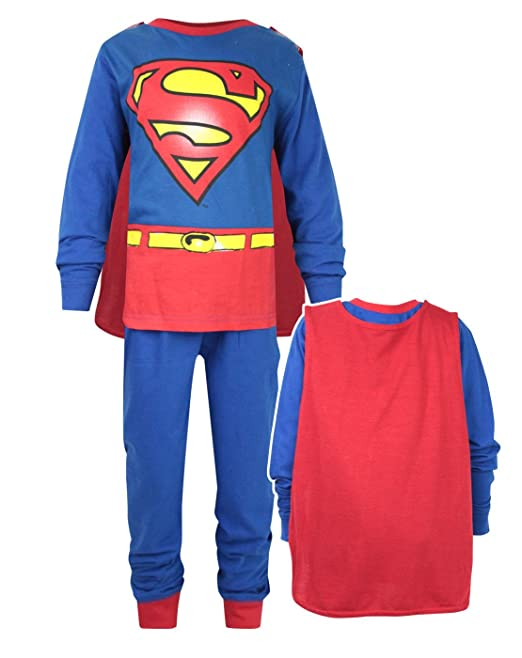 Official Niño Superman - Pijama (7-8 Años)