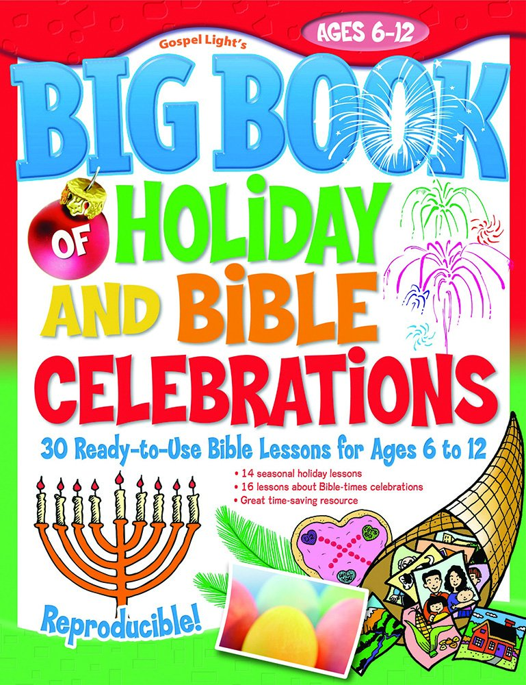 Download The Big Book of Holiday and Bible Celebrations (Big Books) pdf epub
