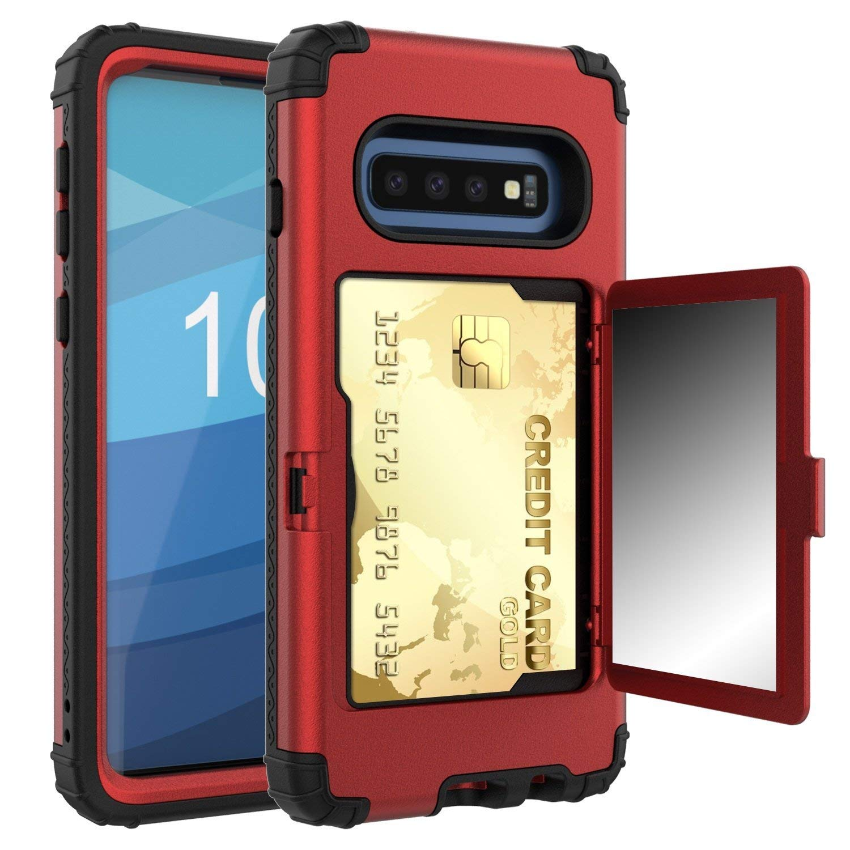 Funda Para Samsung S10 Plus Gorilla Gadgets, rojo