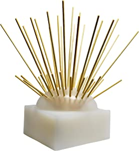 Sway-Oh, Skewer Food Server, The Stylish Square Set Includes 100 All Natural Bamboo Skewers