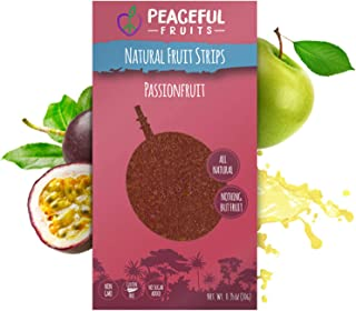 product image for Peaceful Fruits 100% Fruit Strips (Passionfruit, 5 count)