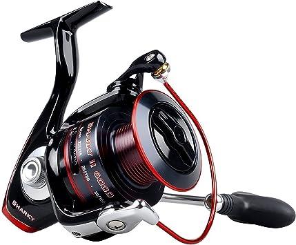 KastKing - Carrete de pesca Sharky II – Carrete suave para pesca ...