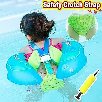 Amazon.com: Camlinbo【Anillo flotador de natación para bebé ...