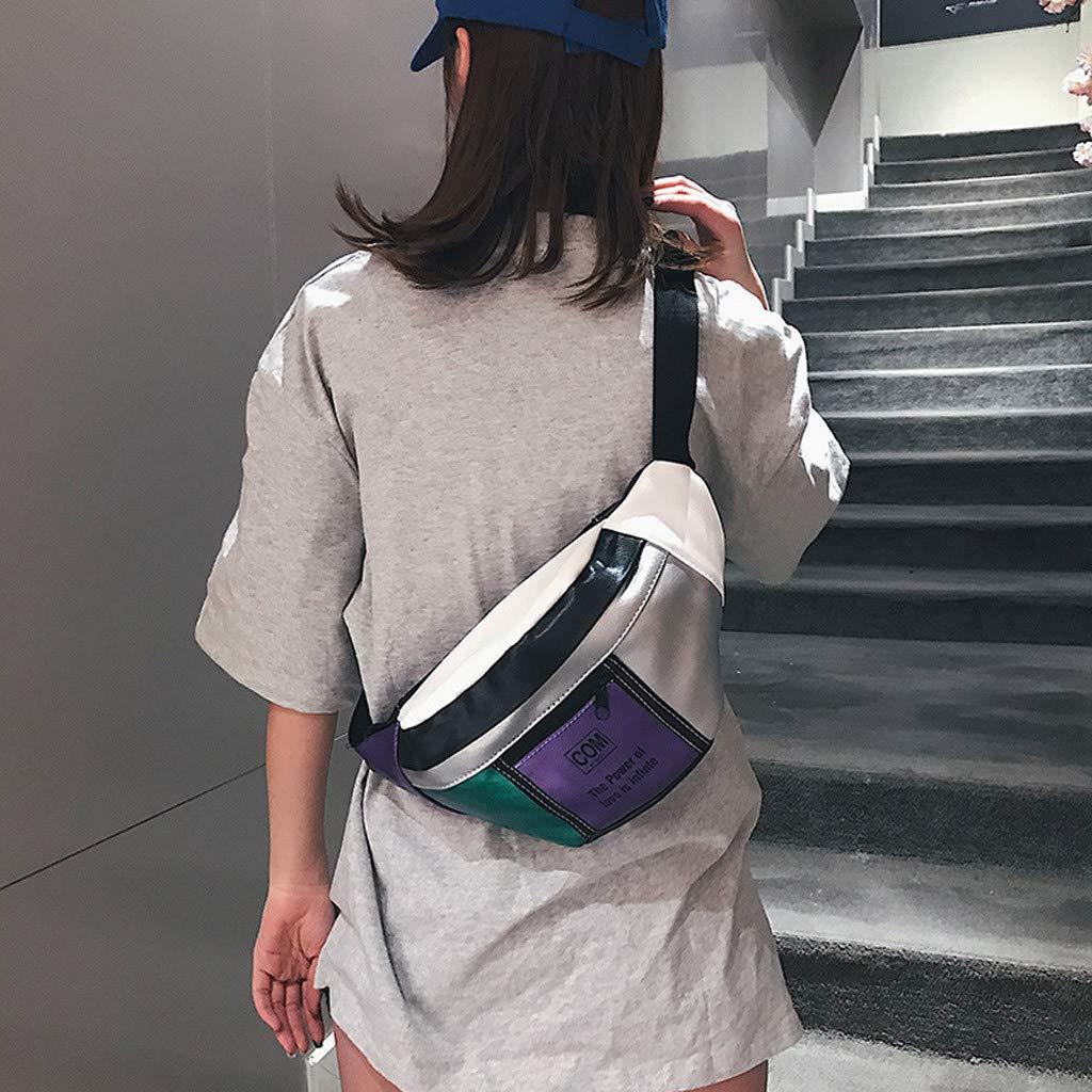 2019 Nuevo Lightweight Hip Bag Plus Size Waist Bag Hip Pack for Running Walking Fanny Packs for Women