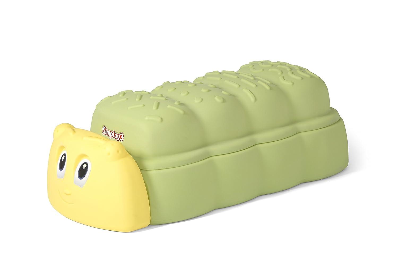 Simplay3 Caterpillar Sandbox with Lid