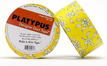 Leopard Platypus Designer Duct Tape Roll