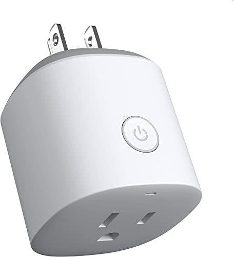 Samsung SmartThings GP-U999SJVLDAA Smart Outlet, Automated Plug-in Lighting Module, White