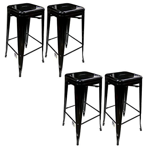 Industrial Bar Stool: Amazon.co.uk