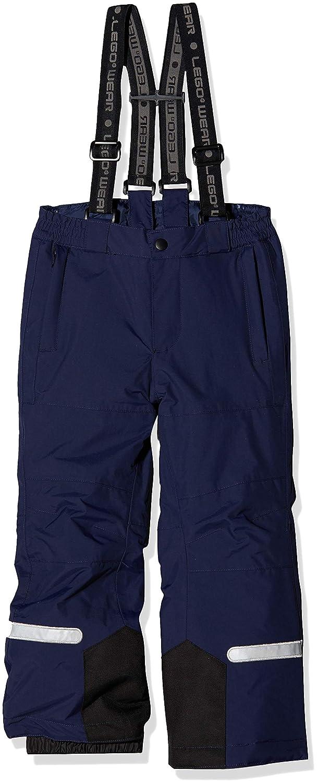 Lego Wear Boy's Tec Jungen PING 775 Snow Trousers, Blue (Dark Navy 590), 8 Years 20318