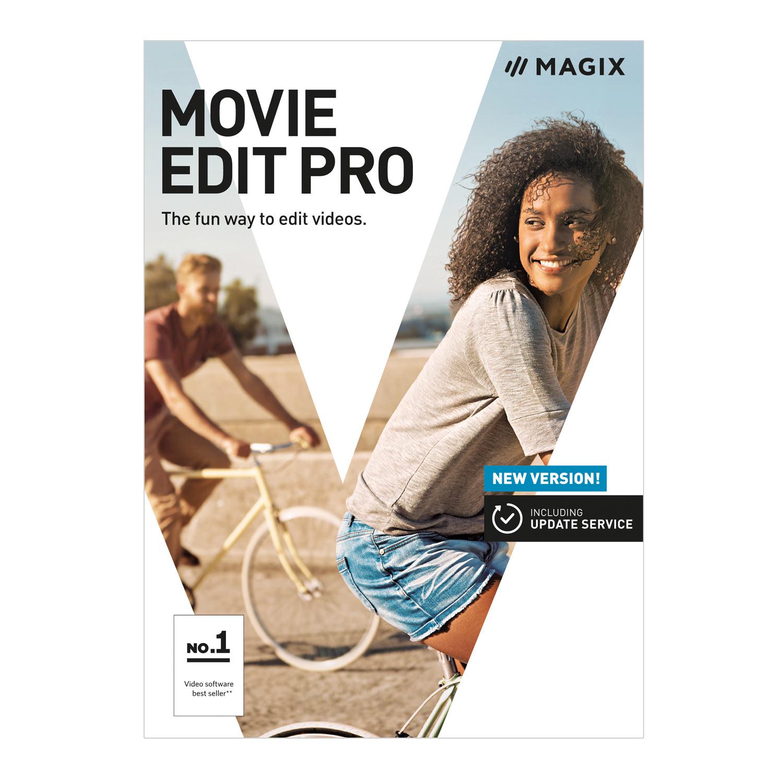 MAGIX Movie Edit Pro 2018 – The program that