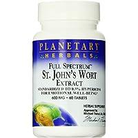 Full Spectrum St. Johns Wort Extrait - 60 - Tablette