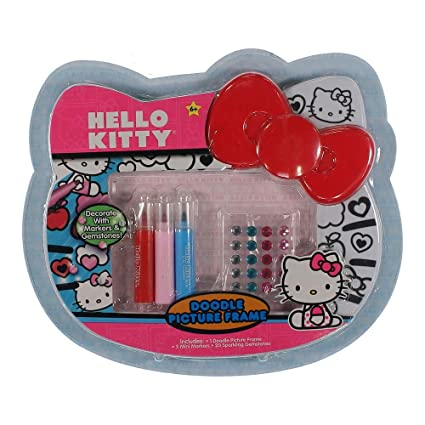 Amazon Hello Kitty Doodle Picture Frame Toys Games