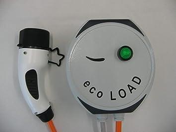 Amazon.es: ecoLOAD - Cargador de Coche eléctrico (11 kW ...
